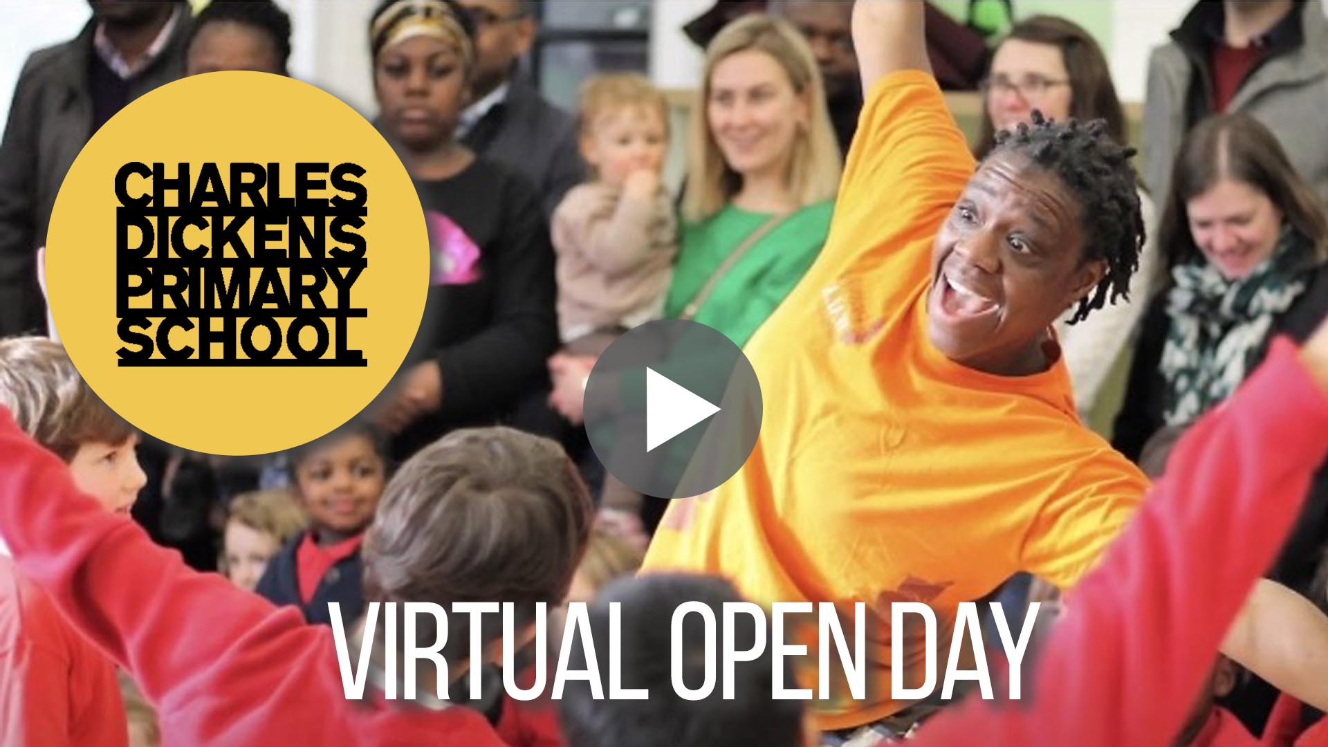 Virtual Open Day Link